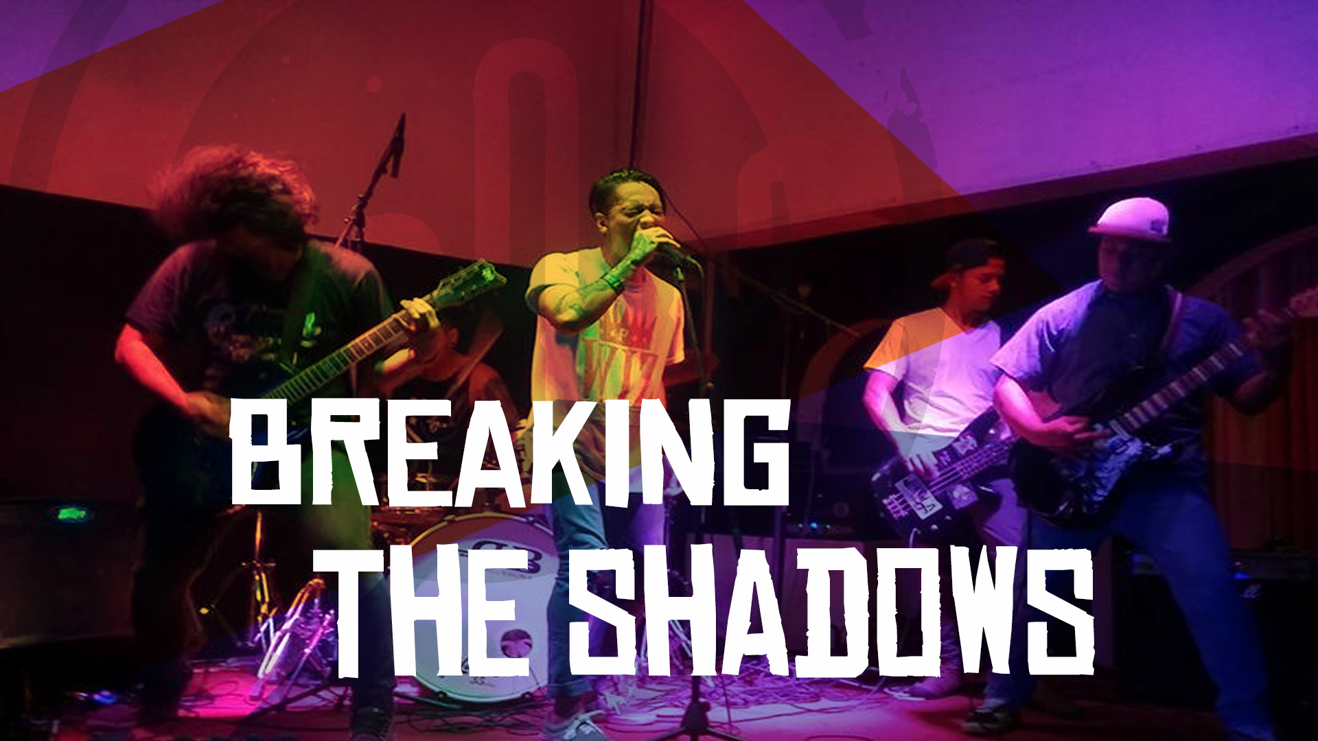 """On Burning Wings"", lo nuevo de Breaking The Shadows."