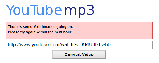 YouTube-MP3.org cerrará finalmente