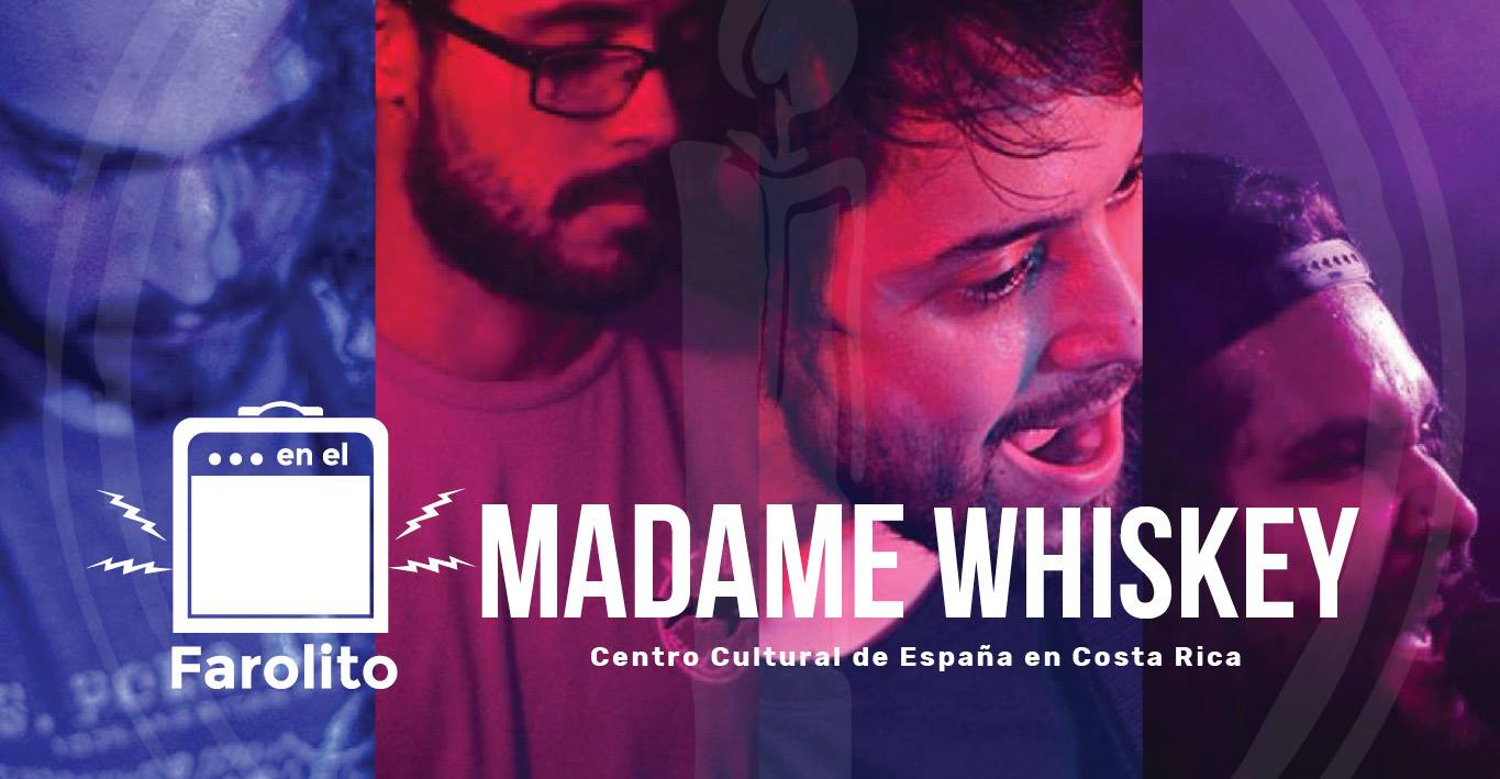 Madame Whiskey en El Farolito
