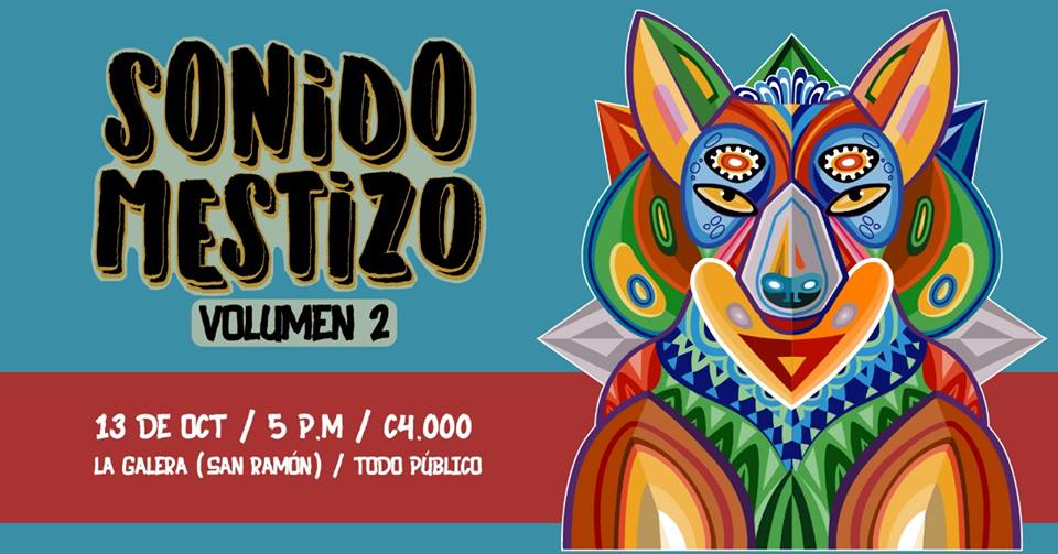 Sonido Mestizo 2: Volumen Occidental