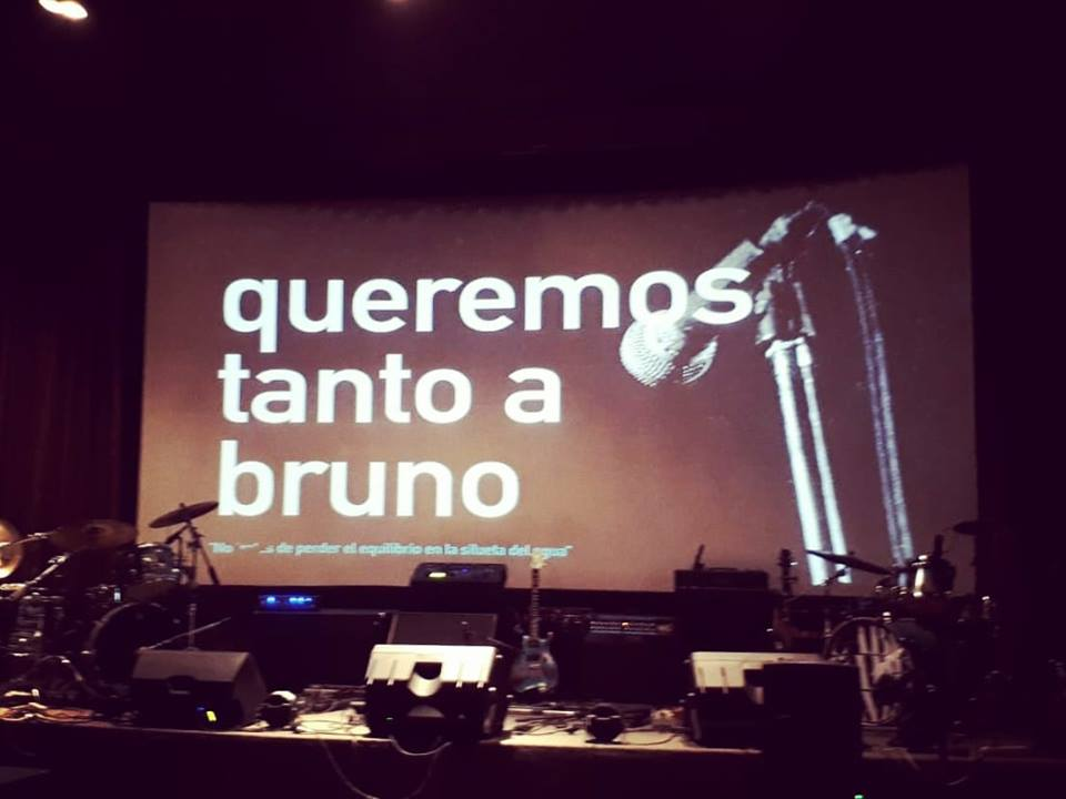 """Queremos tanto a Bruno"", plasmando el rock alternativo de los 90`s"